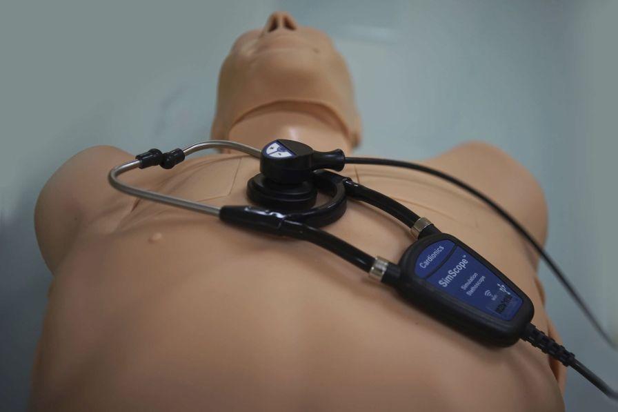 Artificial ventilation simulator RespiSim® system IngMar Medical