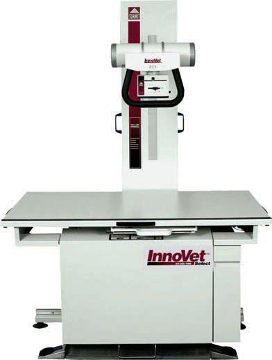 Veterinary X-ray radiology system InnoVet™ Select InnoVet