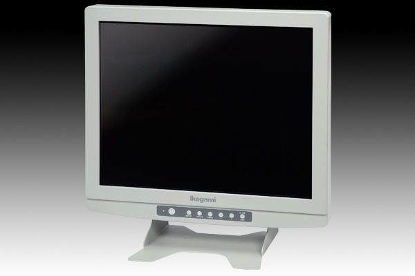 "LCD display / high-definition / surgical 19"" LCD 