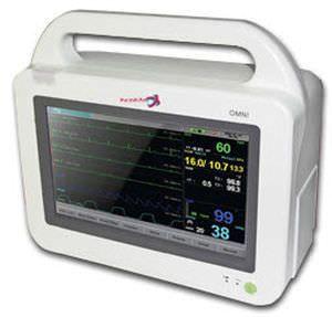 Compact multi-parameter monitor / wireless Omni™ Infinium