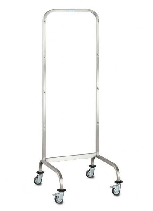 Trolley with hanging rack 7500032 HUPFER