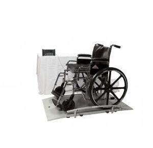 Electronic platform scale / with BMI calculation / with mobile display 454 kg | 2650KL Health o meter Professional