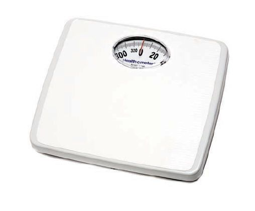 Mechanical patient weighing scale 175LB Health o meter Professional