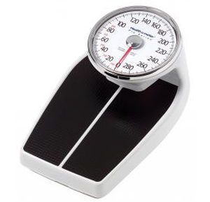 Mechanical patient weighing scale 160LB Health o meter Professional