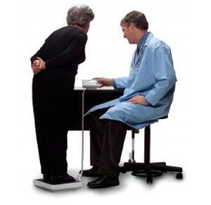 Electronic patient weighing scale / with mobile display 180 kg | 349KLX Health o meter Professional