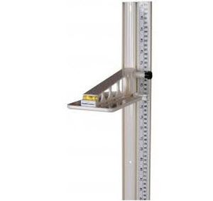 Mechanical height rod / wall-mounted PORTROD Health o meter Professional