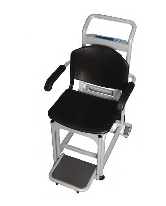 Electronic patient weighing scale / chair 270 kg | 2595KL Health o meter Professional