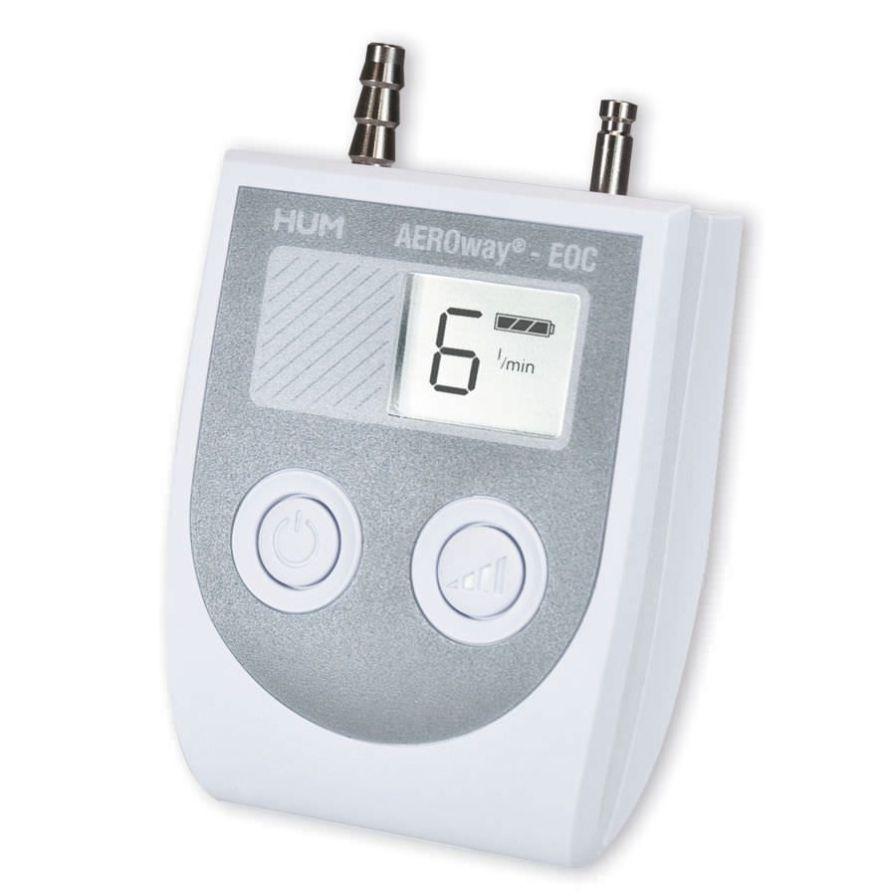 Electronic oxygen conserver AEROway® HUM