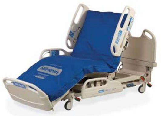 Intensive care bed / electrical / on casters / height-adjustable VersaCare® Med Hill-Rom