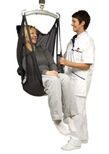 Patient lift sling ComfortSling™ Plus High 350/360 Hill-Rom
