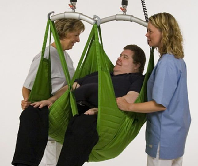 Patient lift sling / bariatric Liko® UltraSling™ Hill-Rom
