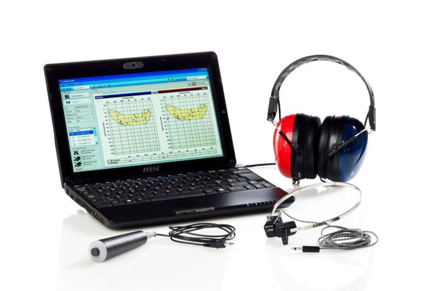 Audiometer (audiometry) / diagnostic audiometer / computer-based OSCILLA® USB-300BS IMEDICO