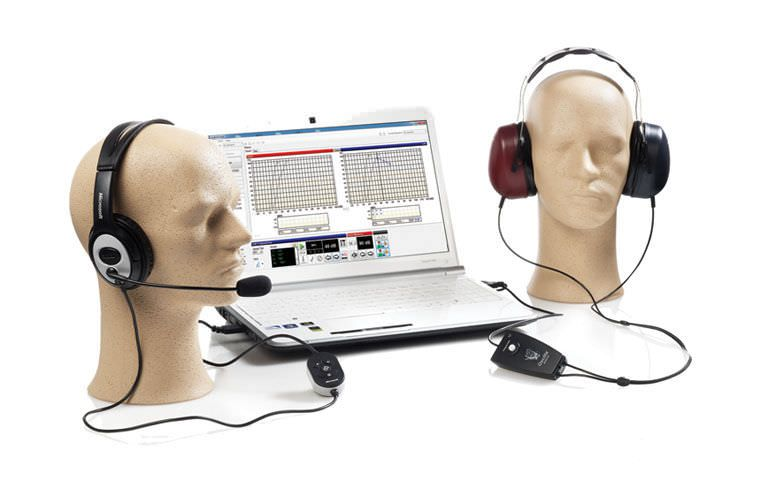 Audiometer (audiometry) / diagnostic audiometer / computer-based OSCILLA® USB-350SP IMEDICO