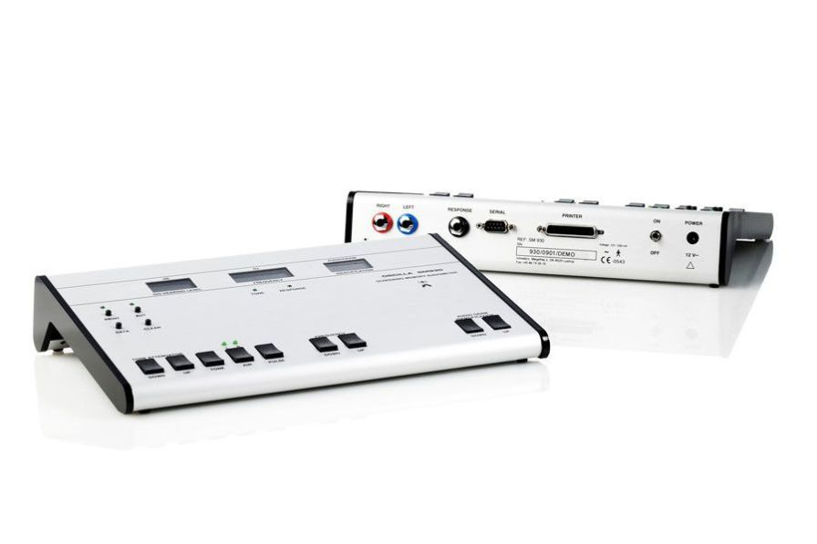 Audiometer (audiometry) / screening audiometer / digital OSCILLA® SM930 IMEDICO
