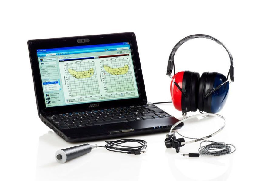 Diagnostic audiometer (audiometry) / audiometer / computer-based OSCILLA® USB-300B IMEDICO