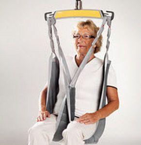 Patient lift sling Nova Standard low etac