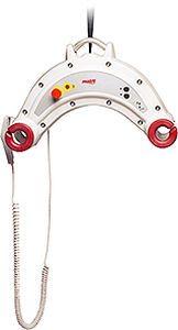 Ceiling-mounted patient lift max. 255 kg   Molift Nomad etac