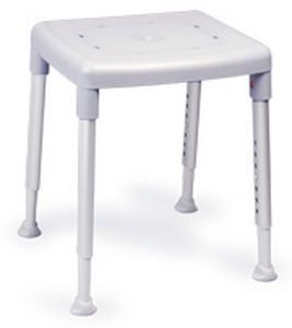 Height-adjustable shower stool Etac Smart etac