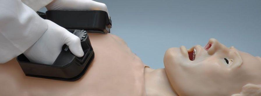 CPR training manikin HAL® S3000 Gaumard