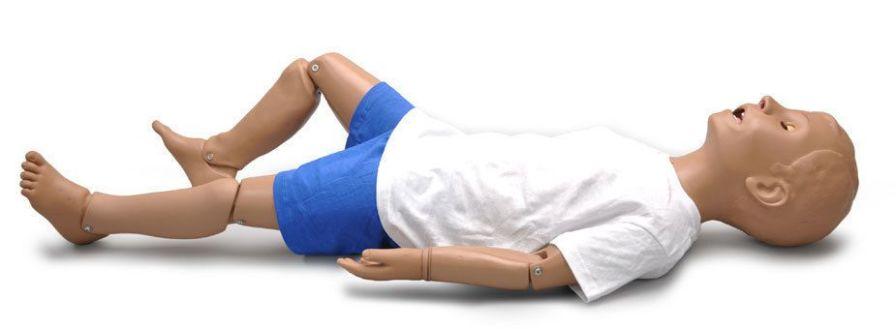 Care patient simulator / pediatric / whole body S150 Gaumard