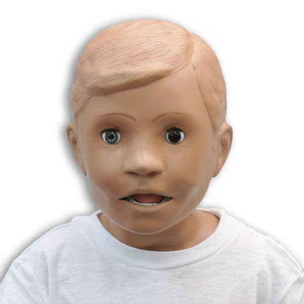 CPR patient simulator / trauma / pediatric / whole body S152 Gaumard