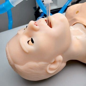 Treatment patient simulator / whole body / with vital signs monitor HAL® S3201 Gaumard
