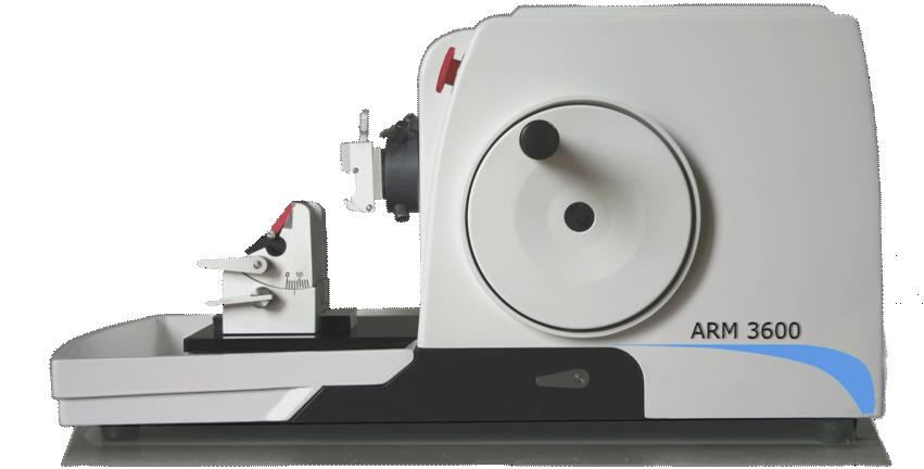 Rotary microtome / automatic ARM 3600 Histo Line Laboratories