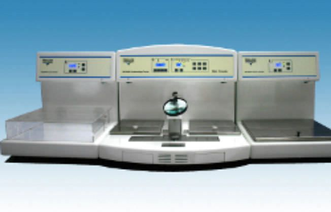 Automatic sample preparation system / paraffin embedding TEC 2900 Histo Line Laboratories
