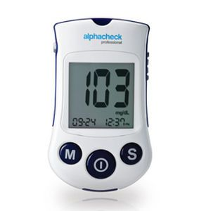 Blood glucose meter 20 - 600 mg/dL | CareSens Handy i-Sens