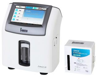 Electrolyte analyzer i-smart 30 i-Sens