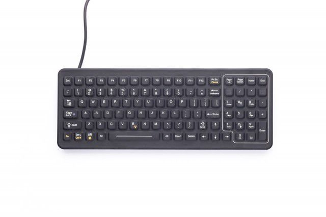 USB medical keyboard / backlit SLK-101 IKEY