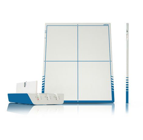 Multipurpose radiography flat panel detector / portable / wireless AirDR iCRco