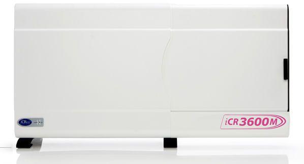Mammographic CR screen phosphor screen scanner iCR3600M iCRco