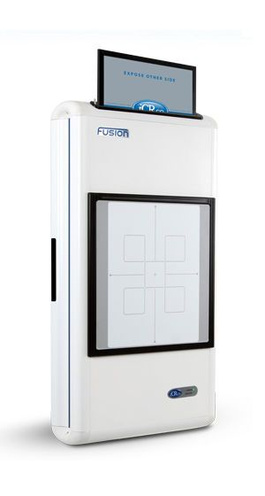 Potter-Bucky with flat panel detector Fusion iCRco