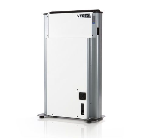 Standards CR screen phosphor screen scanner VertX iCRco