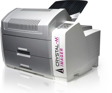 Mammograph films X-ray film printer Crystal-M Imager iCRco