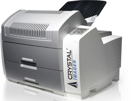 Standard radiography films X-ray film printer Crystal Imager iCRco