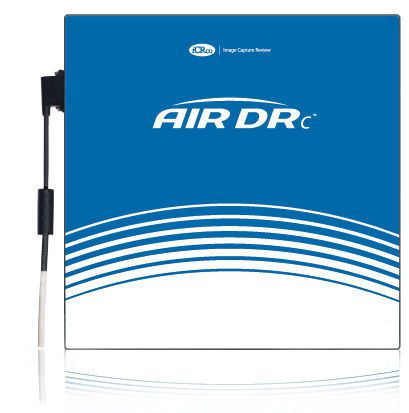 Multipurpose radiography flat panel detector / portable AirDRc iCRco