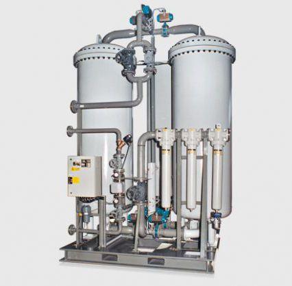 Nitrogen generator PSA / medical NS-150, NS-2000 IGS Italia