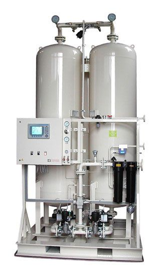 Medical oxygen generator / PSA / 2 tanks OXYSWING® IGS Italia
