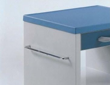 Bedside table / on casters HC1205 Givas