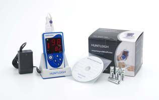 Handheld pulse oximeter / with separate sensor Smartsigns MP1R Huntleigh Diagnostics