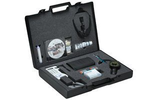 Examination doppler kit with ABI calculation Dopplex DFK Huntleigh Diagnostics