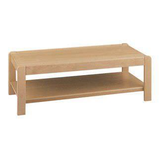 Healthcare facility coffee table / rectangular 712W Healthcare Design