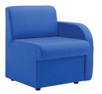 Waiting room armchair Et'cetera T1000L Healthcare Design