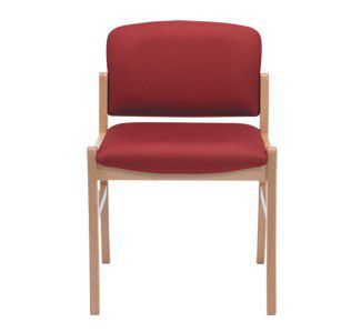 Dining room chair / with backrest Oberon OB10 Healthcare Design