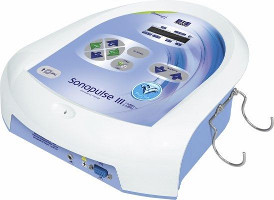Ultrasound diathermy unit (physiotherapy) / 1-channel 1, 3 MHz | SONOPULSE III Ibramed - Indústria Brasileira de Equipamentos Méd