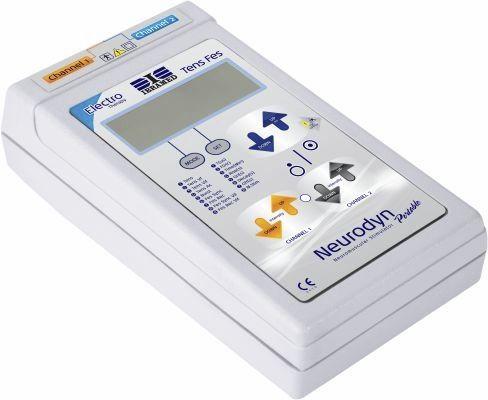 Electro-stimulator (physiotherapy) / hand-held / TENS / FES NEURODYN Ibramed - Indústria Brasileira de Equipamentos Méd