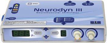 Electro-stimulator (physiotherapy) / FES / TENS / 2-channel NEURODYN III Ibramed - Indústria Brasileira de Equipamentos Méd