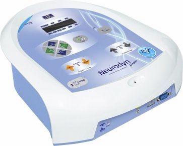 Electro-stimulator (physiotherapy) / FES / TENS / 2-channel NEURODYN COMPACT Ibramed - Indústria Brasileira de Equipamentos Méd